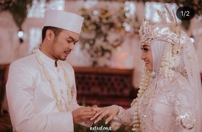 Kurnia & Azis Wedding Day by Andre Valentino Bridal Shoes - 005