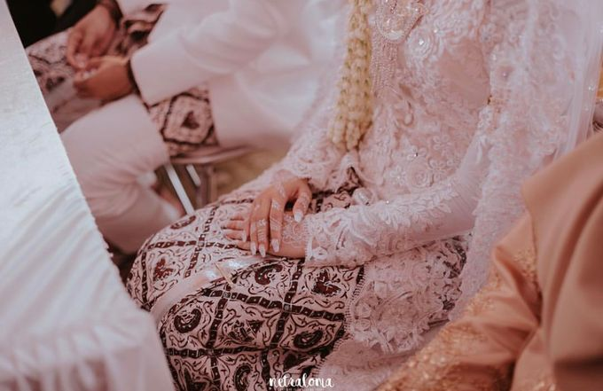Kurnia & Azis Wedding Day by Andre Valentino Bridal Shoes - 004