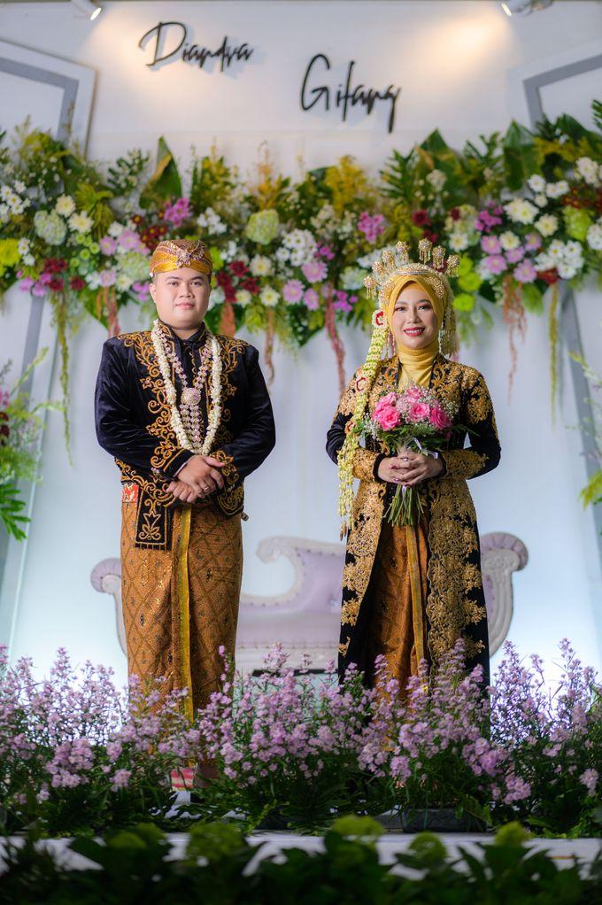 Diandra & Gilang Wedding by SAND WEDDING ORGANIZER - 007