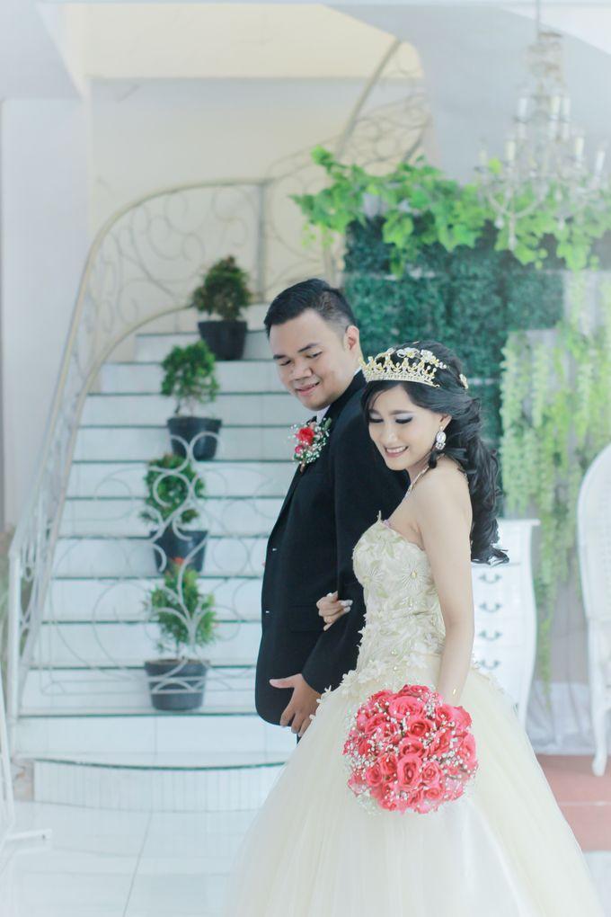 Wedding Steven & Della by aaron Photo & Cinema - 020