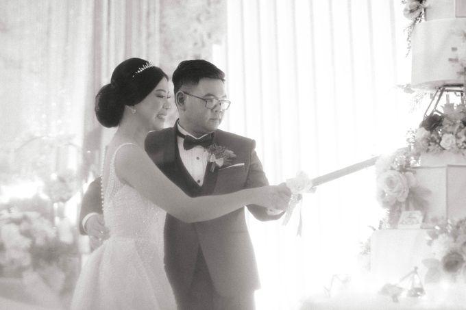 The Wedding Of Edwin & Raissa by delazta wedding coordinator - 040