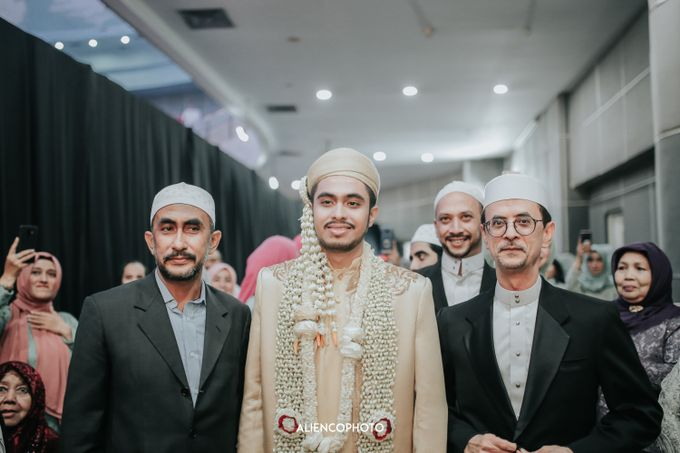 Smesco Convention Hall Wedding of Nadya & Ali by alienco photography - 010