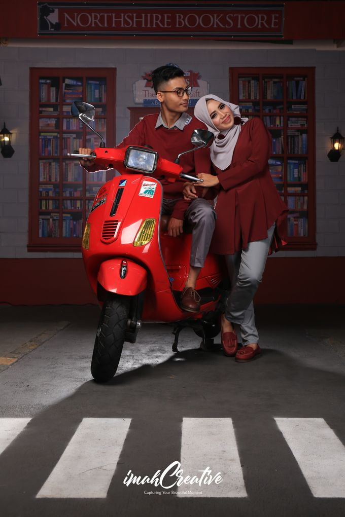 PREWEDDING OF INA ANISA AGNIZ & HENDRA by Imah Creative - 007
