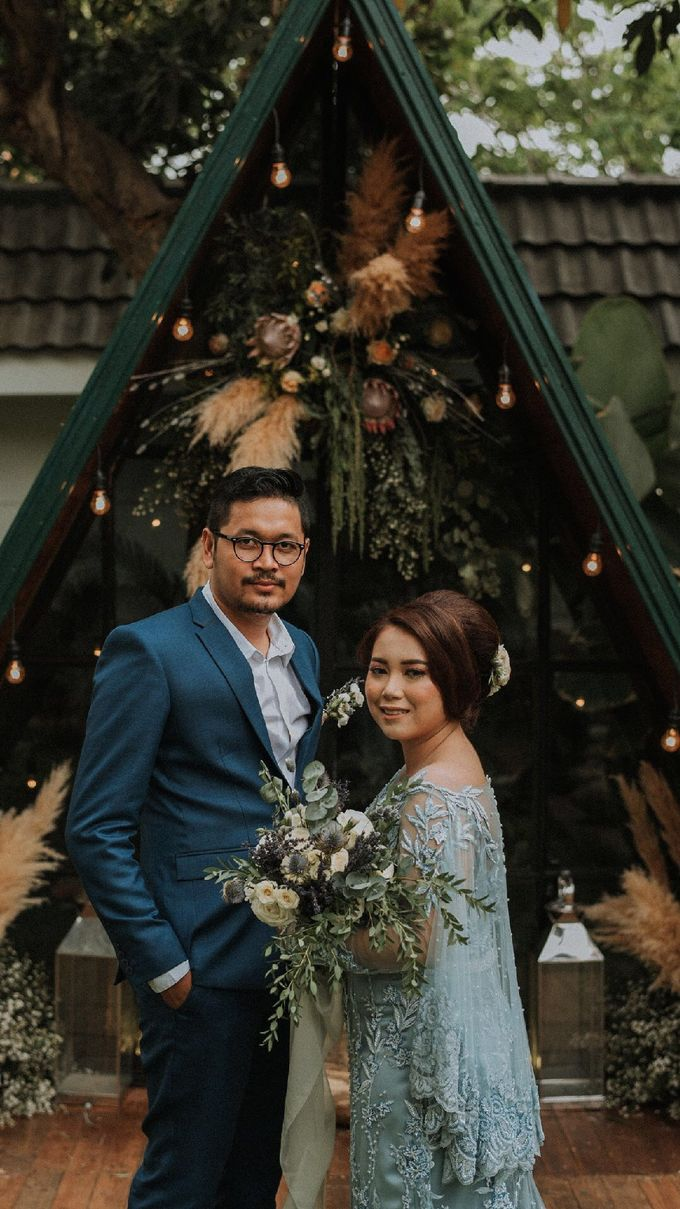 The Wedding of Anjwn & Wahyudin by Daydreaming Works - 002