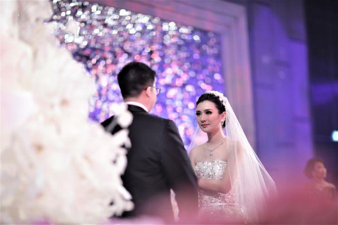 Andrew & Stefanie's Wedding by Yefta Gunawan - 002