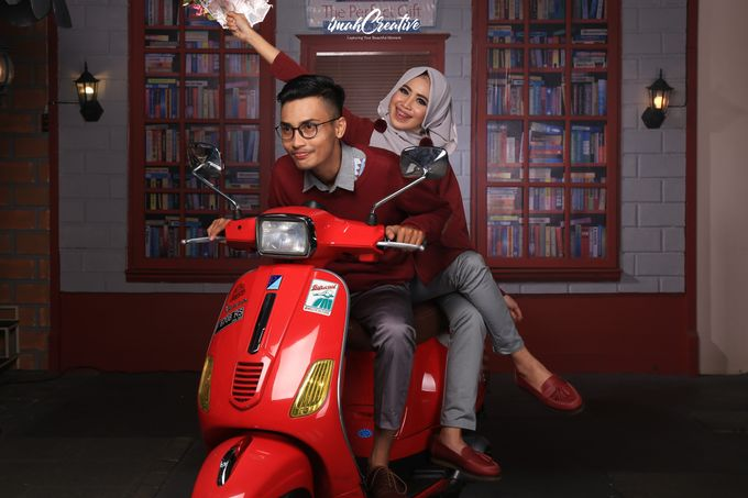 PREWEDDING OF INA ANISA AGNIZ & HENDRA by Imah Creative - 008