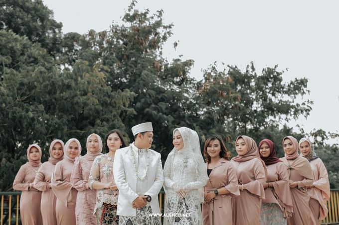 The Wedding Of Shella & Lutfi by alienco photography - 022