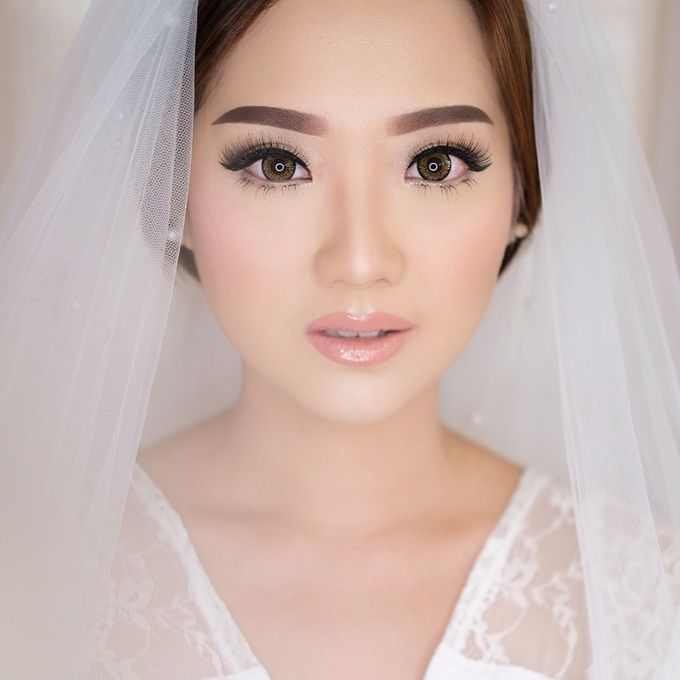 My Bride 2018 by VA Make Up Artist - 020