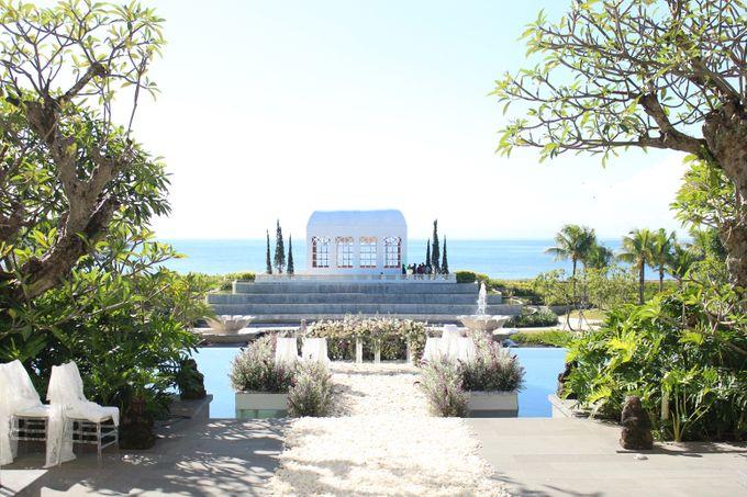 WINDY AND WAHYU WEDDING by Rumah Luwih Beach Resort - 002
