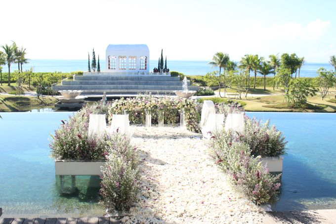 WINDY AND WAHYU WEDDING by Rumah Luwih Beach Resort - 003