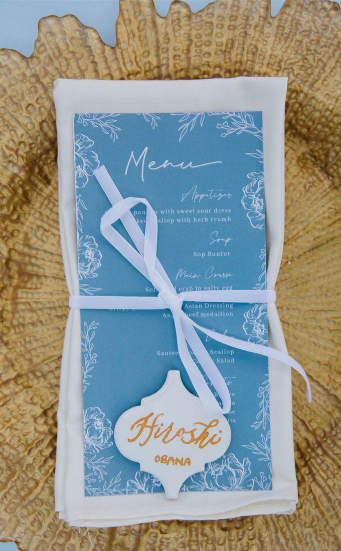 Charming Airy-blue Clifftop Wedding at Sunset Plenilunio Bali by Silverdust Decoration - 020