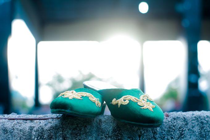 Wedding Ratri & Arief by aaron Photo & Cinema - 002
