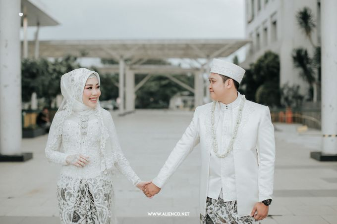 The Wedding Of Shella & Lutfi by alienco photography - 023