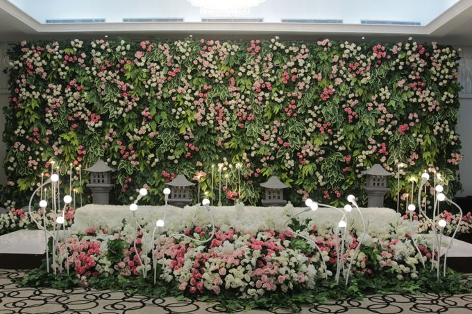 THE JAPANESE STYLE WEDDING by Courtyard by Marriot Bandung - 003