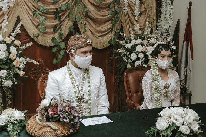 Melati & Rifki Wedding by Speculo Weddings - 007