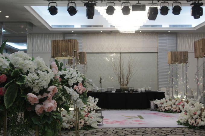 THE JAPANESE STYLE WEDDING by Courtyard by Marriot Bandung - 004