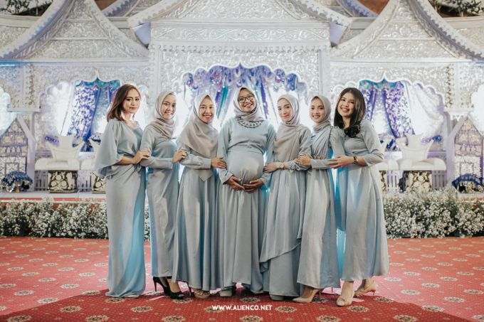 The Wedding Of Fara & Alief by alienco photography - 028