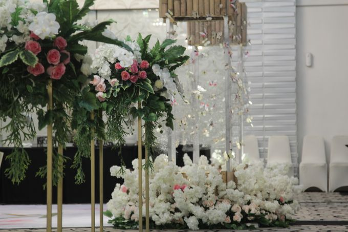 THE JAPANESE STYLE WEDDING by Courtyard by Marriot Bandung - 001