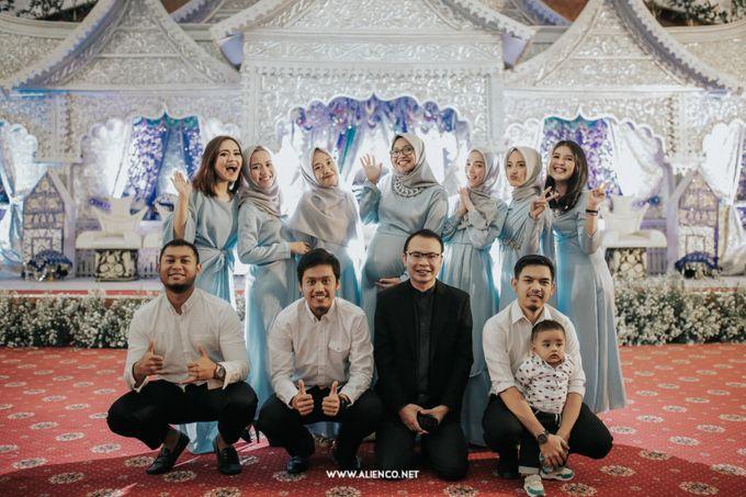 The Wedding Of Fara & Alief by alienco photography - 029
