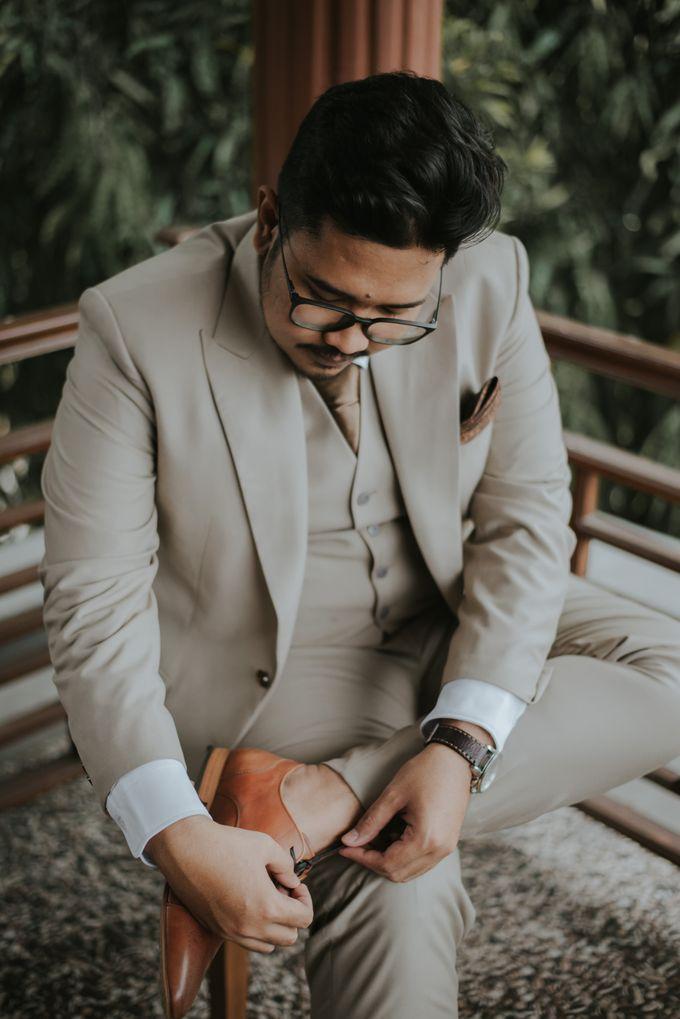 dr. Tia & Puguh Wedding by SAND WEDDING ORGANIZER - 003
