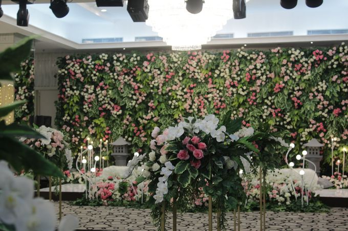 THE JAPANESE STYLE WEDDING by Courtyard by Marriot Bandung - 006