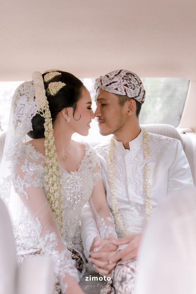 Akad Nikah Mila & Aqfha by Gasim Wedding Organizer - 005