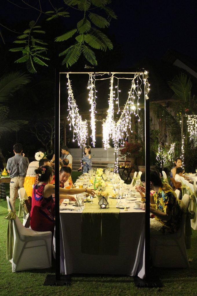 Yuma & Chiko Wedding Reception by KORI Catering - 002