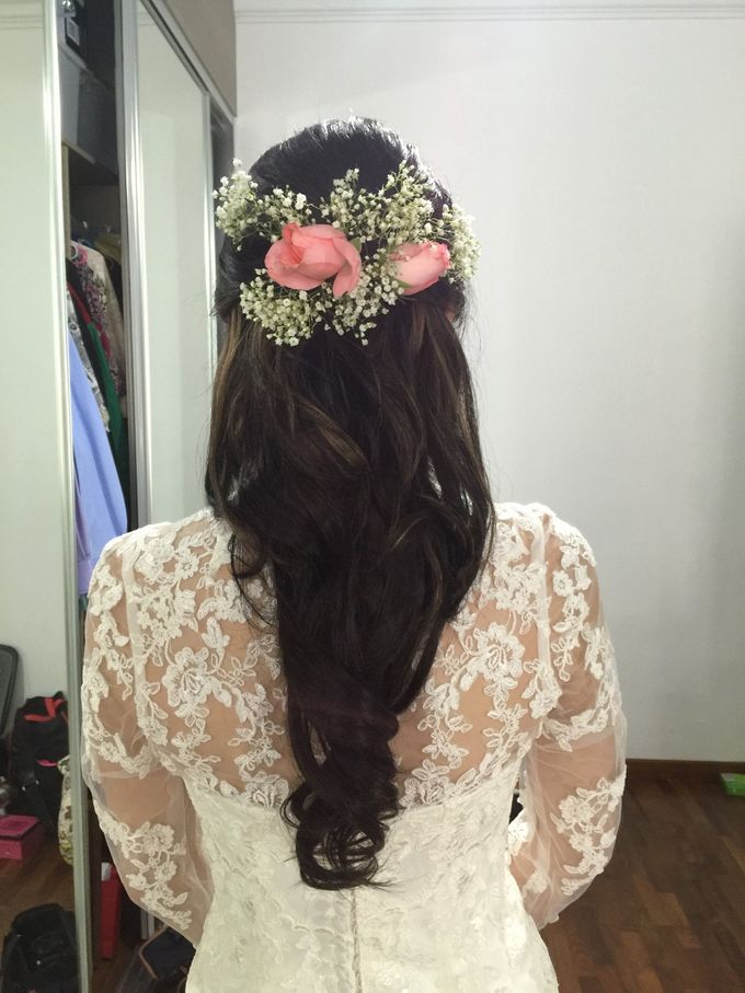 Clarissa Day Bridal by Lili Makeup Specialist - 006