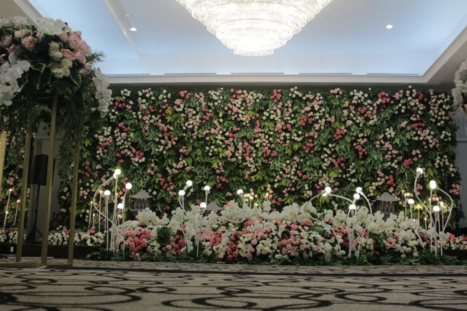 THE JAPANESE STYLE WEDDING by Courtyard by Marriot Bandung - 007