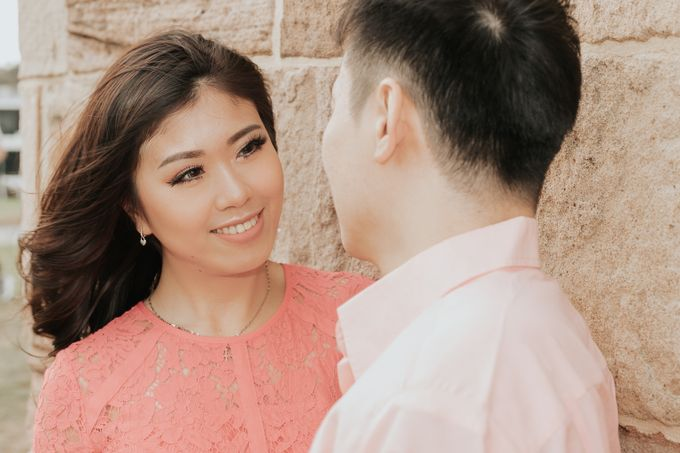 Iwan & Dalia Pre-wedding session by Dnfphotography - 014