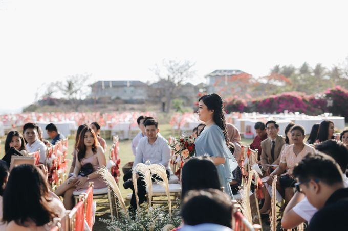 The Wedding of Michelle & Andreas by Bali Eve Wedding & Event Planner - 014