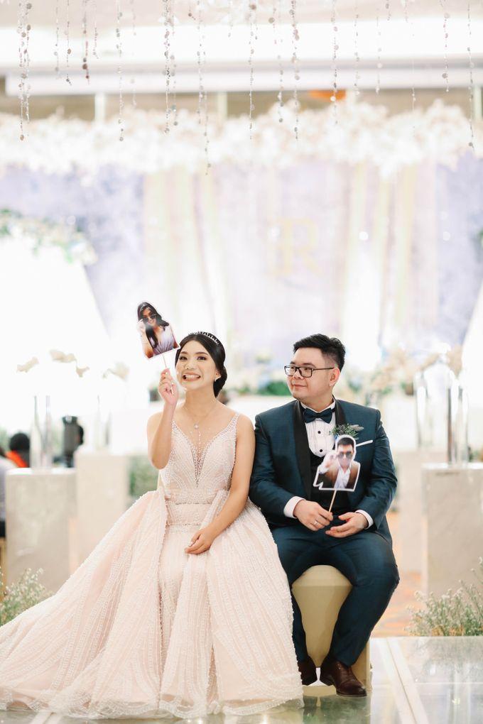The Wedding Of Edwin & Raissa by delazta wedding coordinator - 003