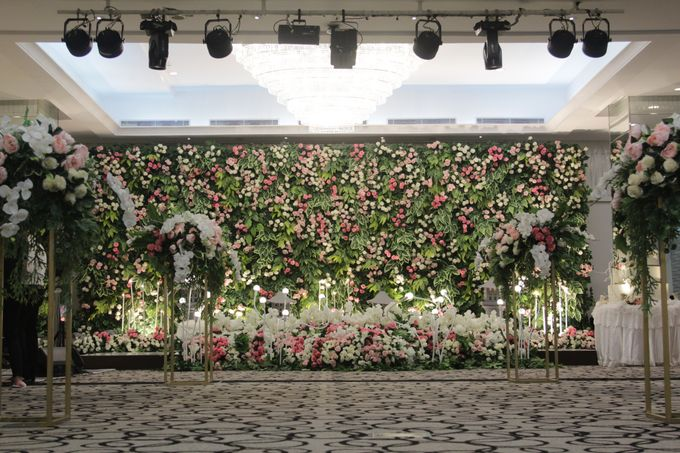 THE JAPANESE STYLE WEDDING by Courtyard by Marriot Bandung - 009