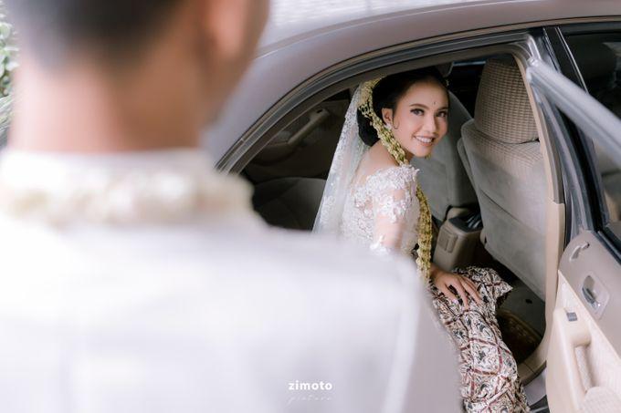 Akad Nikah Mila & Aqfha by Gasim Wedding Organizer - 006
