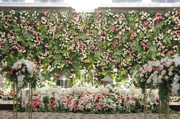 THE JAPANESE STYLE WEDDING by Courtyard by Marriot Bandung - 011