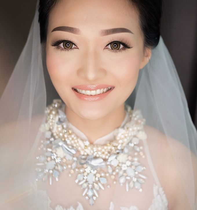My Bride 2018 by VA Make Up Artist - 021