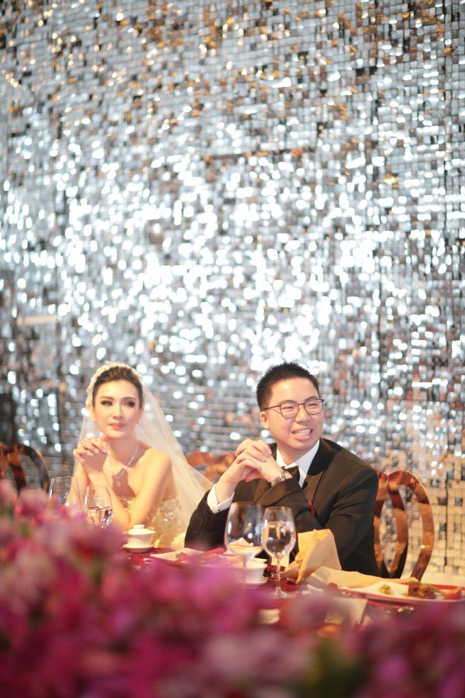 Andrew & Stefanie's Wedding by Yefta Gunawan - 003