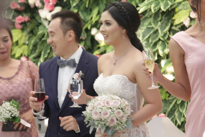 THE JAPANESE STYLE WEDDING by Courtyard by Marriot Bandung - 008