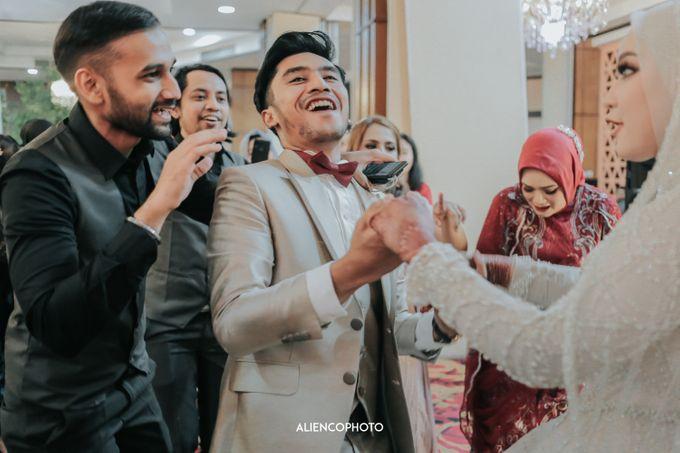SMESCO NARESWARA WEDDING OF SAHFA & RIYAN by alienco photography - 034