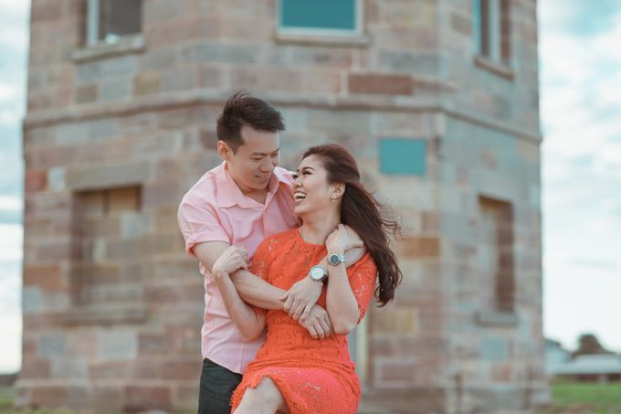 Iwan & Dalia Pre-wedding session by Dnfphotography - 011