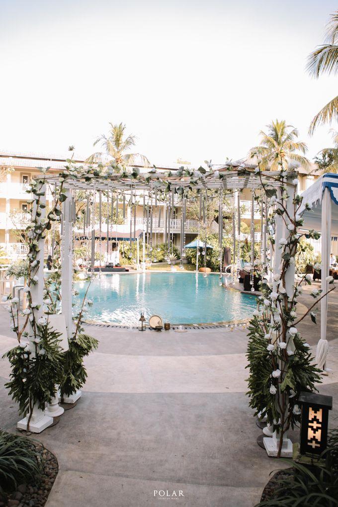 The Wedding Tamara & Martin 29 June 2019 by Sheraton Bandung Hotel & Towers - 003