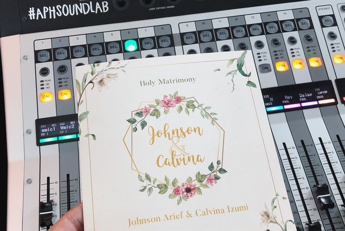 The Holy Matrimony of Johnson and Calvina by APH Soundlab - 007