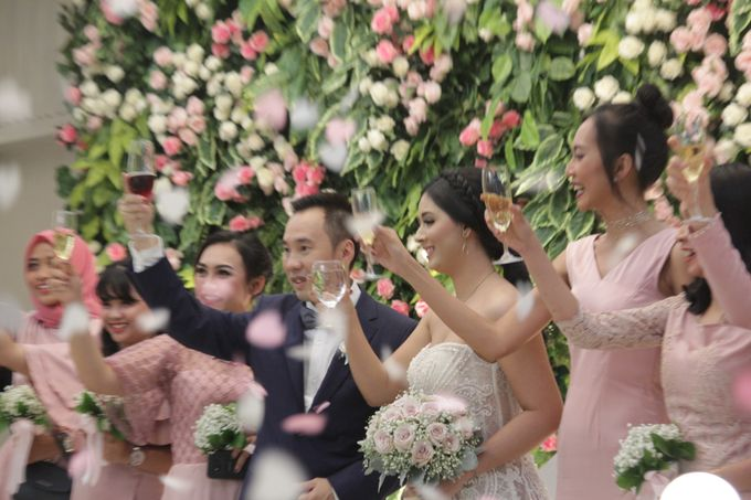 THE JAPANESE STYLE WEDDING by Courtyard by Marriot Bandung - 010