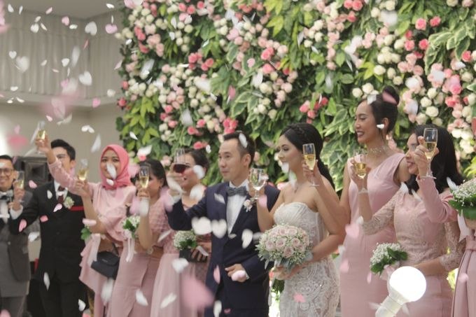 THE JAPANESE STYLE WEDDING by Courtyard by Marriot Bandung - 012
