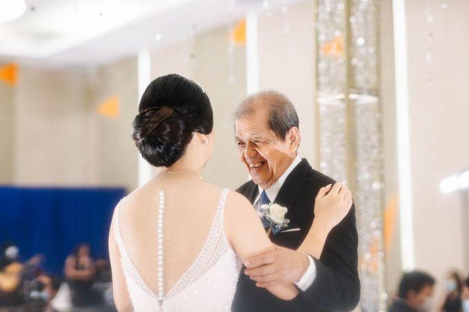 The Wedding Of Edwin & Raissa by delazta wedding coordinator - 017