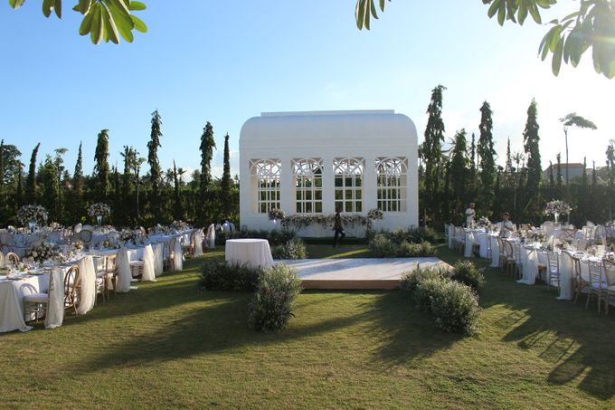 WINDY AND WAHYU WEDDING by Rumah Luwih Beach Resort - 009