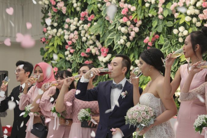 THE JAPANESE STYLE WEDDING by Courtyard by Marriot Bandung - 013