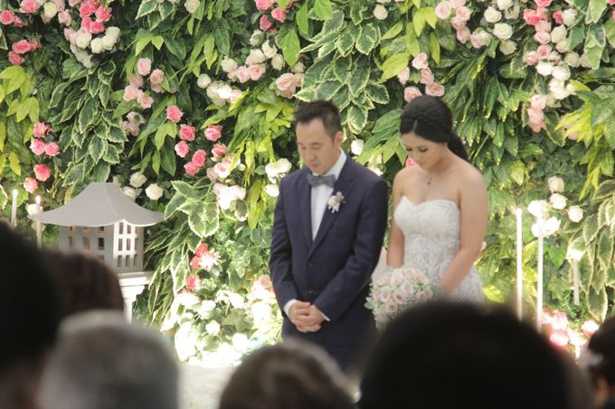 THE JAPANESE STYLE WEDDING by Courtyard by Marriot Bandung - 014