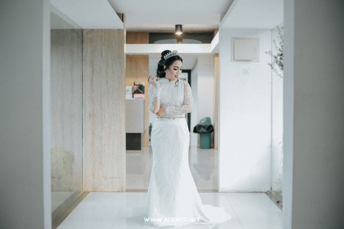 Wedding of Ines & Rizki by Muthia Catering - 026