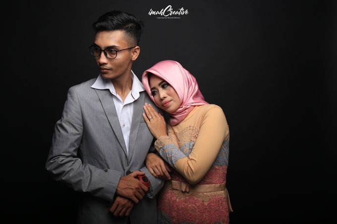 PREWEDDING OF INA ANISA AGNIZ & HENDRA by Imah Creative - 011